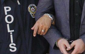 MARSU Genel  Müdür Yardımcısı  gözaltına alındı