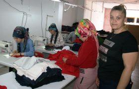 Mardin'deki köy kadınlarının umudu oldu