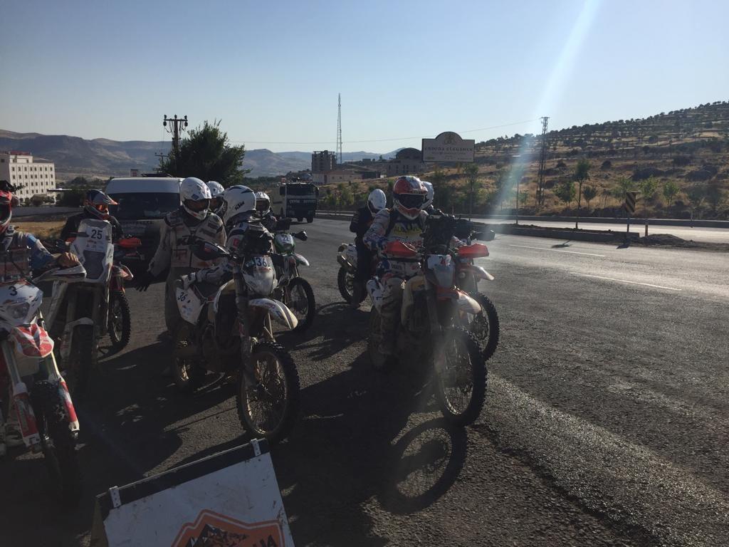 TransAnatolia Rallisi Mardin'den geçti