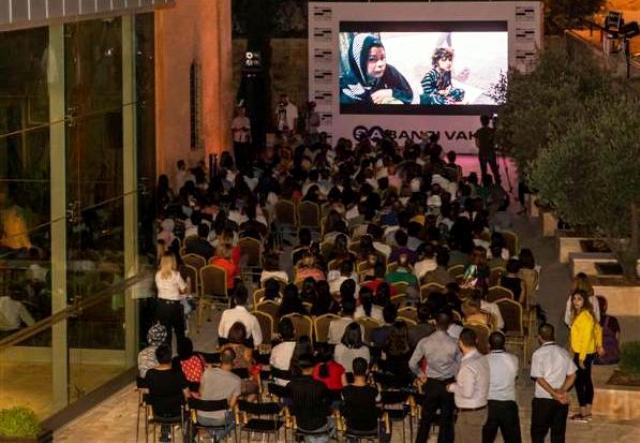 Sabancı Mardin Kent Müzesinde  özel film gösterimi
