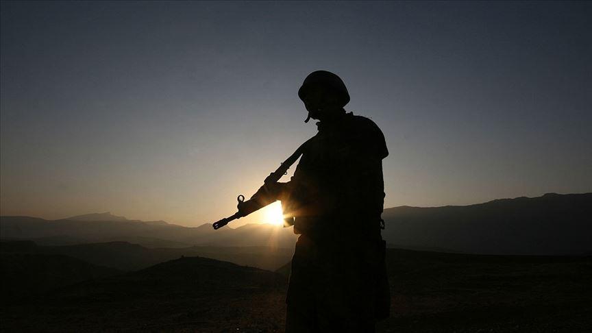 Terör saldırısı: 1 asker şehit, 2 asker yaralı