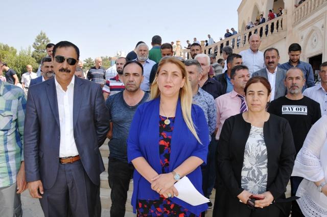 STK'lardan Diyarbakır annelerine destek