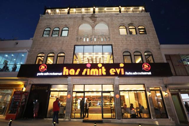 Has simit evi  40. Şubesi Mardin'de açıldı