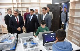 Nusaybin'e Bilim ve Teknoloji Merkezi