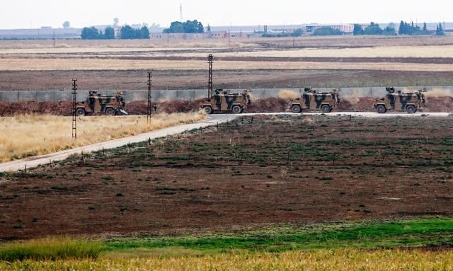Fırat'ın doğusunda Türk ve Rus askerlerince ilk devriye tamamlandı