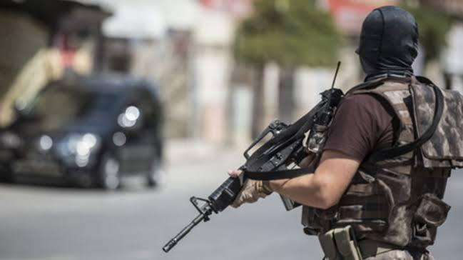 Terör operasyonu: 11 gözaltı