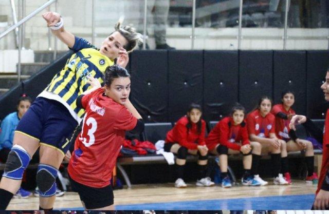 Hentbolda Kadınlar  Türkiye Kupası 1. tur heyecanı  başlıyor