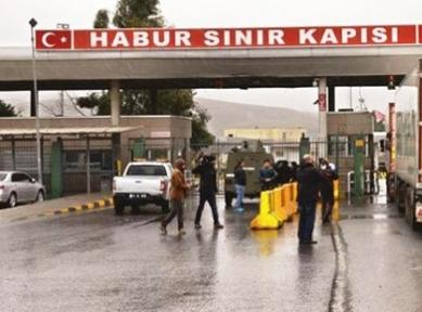 Terör örgütünden kaçan PKK'lı terörist sınır kapısında teslim oldu
