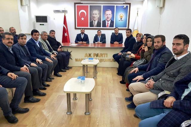 """""""AK Parti belediyecilik  anlayışının yayılması sağlandı"""""""
