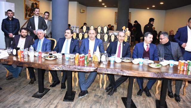 Bölge Gazetecileri Şanlıurfa'da Toplandı