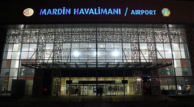Mardin Havalimanında geçen yıl aranan 319 şüpheli yakalandı