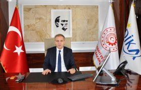 DİKA Genel Sekreterliğine  Murat Erçin Atandı