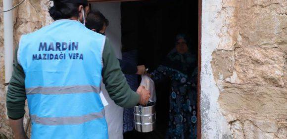 İftar çadırı kuramayan belediyelerden evlere yemek servisi