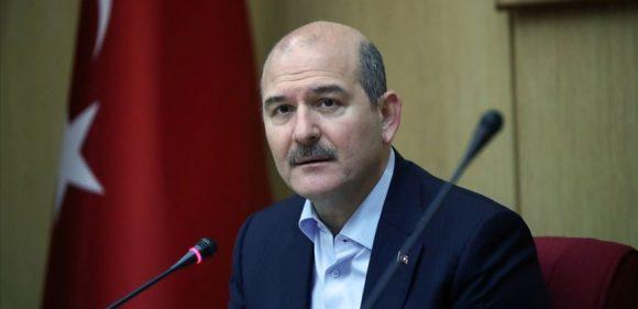 İçişleri Bakanı Soylu görevinden ayrıldığını açıkladı