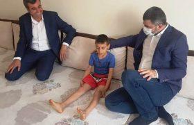 Başkan Kılıç'tan Erdal Ailesine Ziyaret