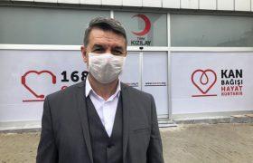 Türk Kızılaydan Doğu ve Güneydoğu'da kan bağışı seferberliği