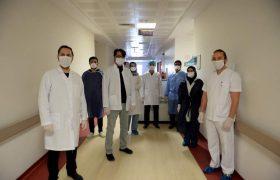 Mardin'de Kovid-19 testleri için laboratuvar