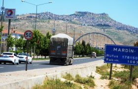 """Mardin'in """"seyahat  kısıtlaması"""" sona erdi"""