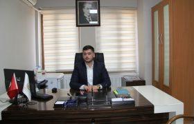Midyat Belediye Başkan yardımcılığına Seyfettin Taş getirildi