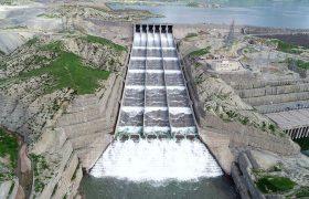 Ilısu Barajı'nda enerji  üretimi için test başladı