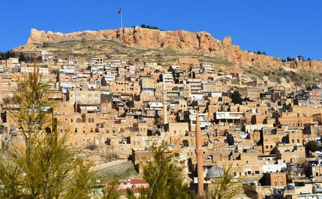 Mardin Kalesi Gün Yüzüne Çıkıyor