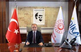 DİKA Genel Sekreterliğine Ahmet Alanlı Atandı