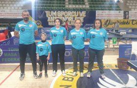 Yerli Gururumuz Merit Grup Real Mardin Süper Ligde