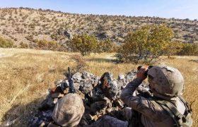 Terör örgütü PKK'ya yönelik operasyonda 9 şüpheli gözaltına alındı