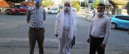 Ayasofya kararı Midyat'ta sevinçle karşılandı