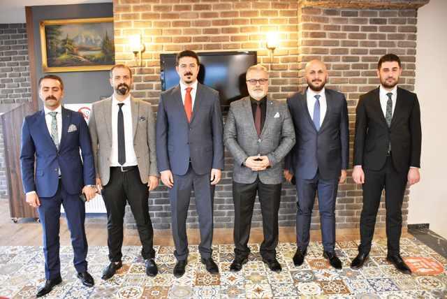 DEVA  Partisi Mardin İl Teşkilatı Kuruldu