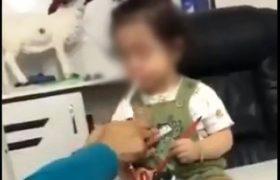 Küçük çocuğa sigara içirmeye çalıştığı iddiasıyla yakalanan kişi serbest bırakıldı