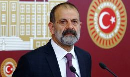 Süryani Demokratik Birliği'nden HDP'den istifa eden Tuma Çelik'e tepki