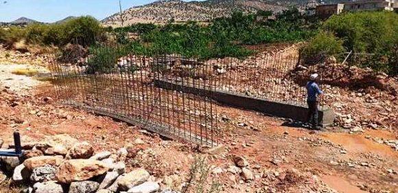 Dargeçit belediyesi köprü sorununu çözdü