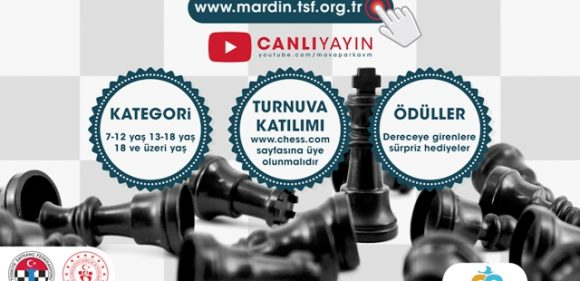 Movapark'tan Online Satranç Turnuvası