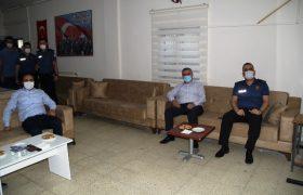 Mardin Emniyetinden, Dargeçit Özel Harekat Merkezine ziyaret