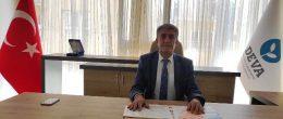 Mazıdağı Deva Partisi İlçe Başkanlığı Zeynelabidin Aydın'a Emanet