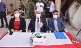 MHP Artuklu İlçe Başkanı Sadettin Ersöz Oldu