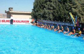 Portatif Yüzme Havuzları Faaliyette