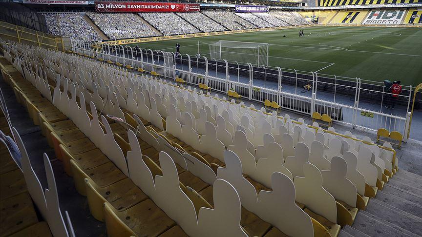 İlk devrede lig maçları seyircisiz oynanacak