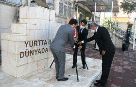 Ömerli'de İlköğretim Haftası kutlandı