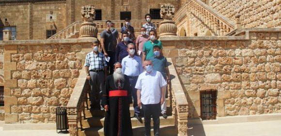 Başkan Şahin'den UNESCO Teknik ve İnceleme Gezisi