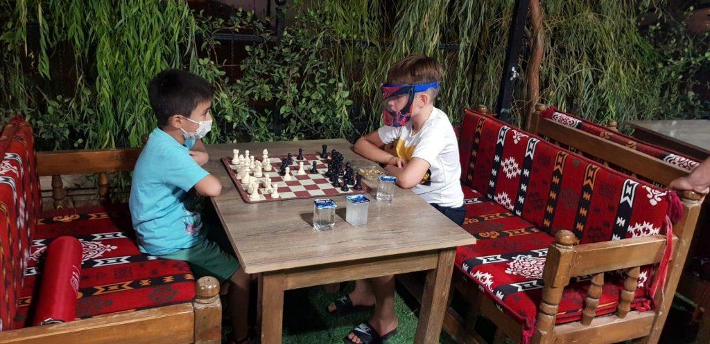 Satranç projesine büyük ilgi