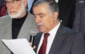 Mardinde'ki STK'lar Erol Mütercimler'i kınadı