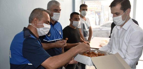 Nusaybin'de Zabıta Haftası kutlandı