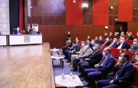 İl Koordinasyon Kurulu Vali Demirtaş Başkanlığında Toplandı