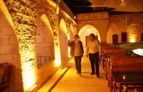 Antik Sur Otel Kapılarını Açtı