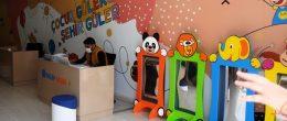 Çocuk Aktivite ve Spor Merkezi yeniden hizmette