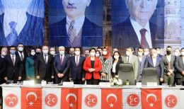 MHP Mardin İl kongresi yapıldı