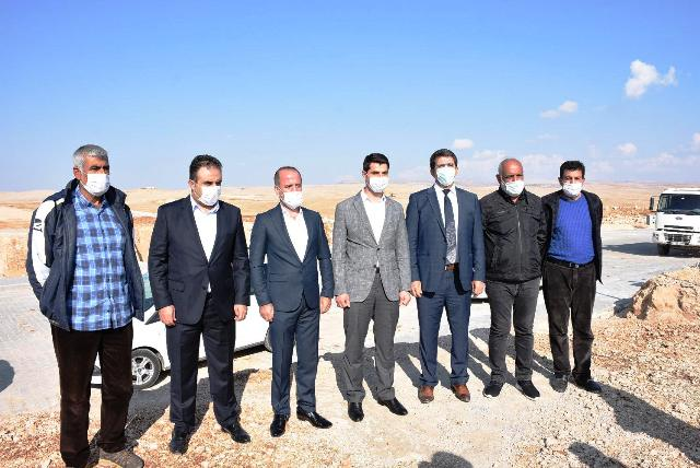 Mardin 2'nci OSB'de teknoloji, istihdam ve büyük yatırımlar hedefleniyor