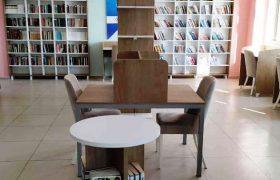 Mardin'de Z-Kütüphane açıldı
